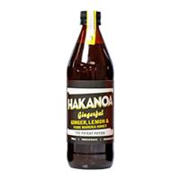 Ginger Lemon Manuka Honey Syrup